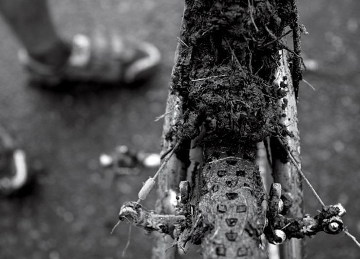 Biking Maint. - Magazine cover