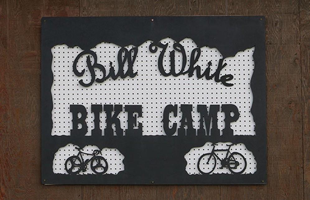 Bike Trail Info - Magazine cover