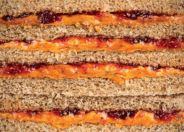 P-food - Magazine cover