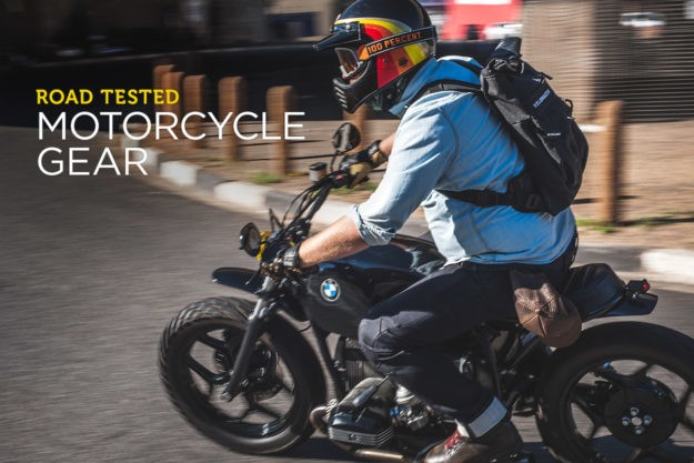 Road tested: Motorcycle Gear