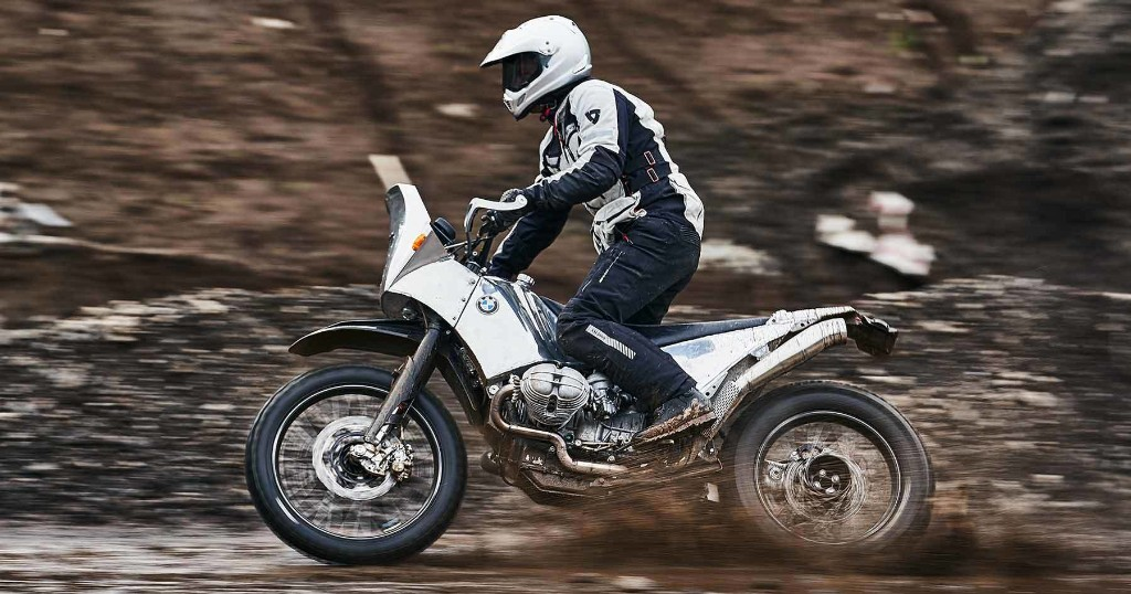 A Cautionary Tale: Inheriting a BMW R100GS project