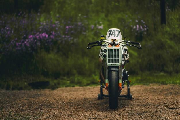 Oishi Yoshio: A Ronin motorcycle for Pikes Peak