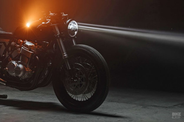 Evolution of the Species: Hookie Co.'s 'Wolf' Honda CB750