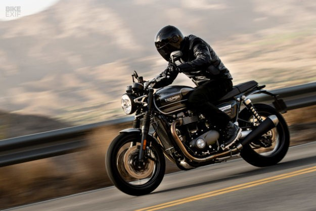 The 2019 Triumph Speed Twin revealed: specs and images