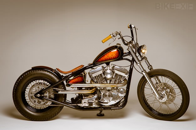 Sportster 1200 by Atom Bomb