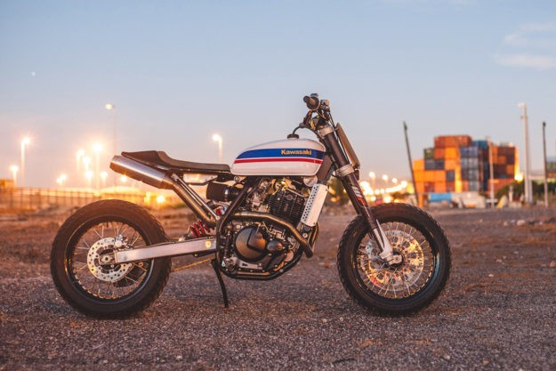 Go Rental: A CCM street tracker for hire