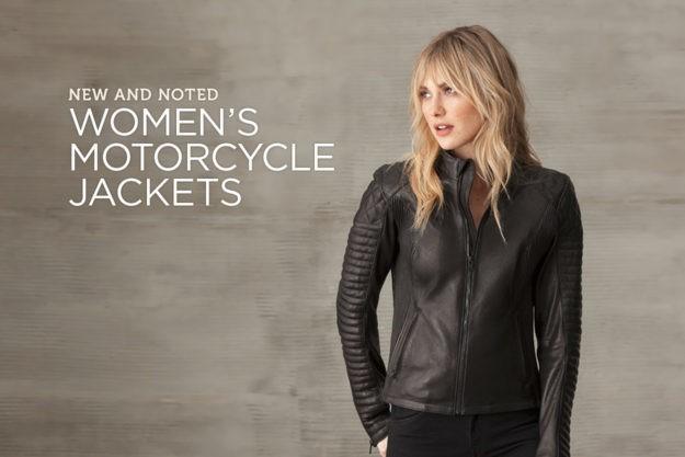 Bike Jacket - Women - Magazine cover