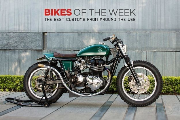 Custom Bikes Of The Week: 9 September, 2018