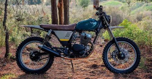 Honda CB250 Nighthawk by Urban Mechanics