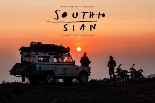 Pure Escapism: South To Sian by Deus Ex Machina