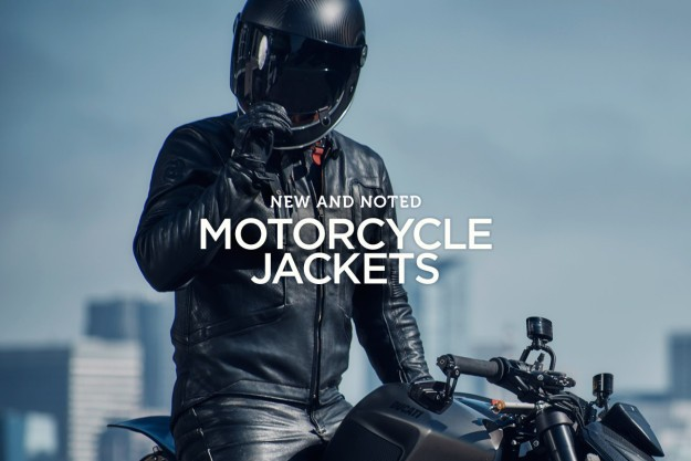 New and Noted: Motorcycle Jackets