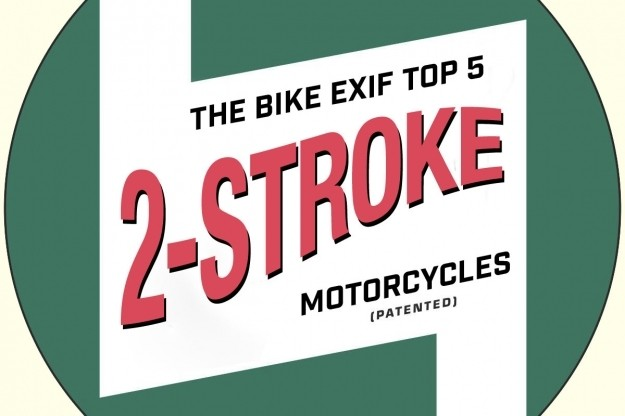 Top 5 2-stroke motorcycles