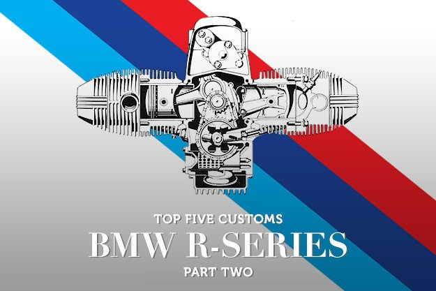 Top 5 BMW R-Series, Part Two