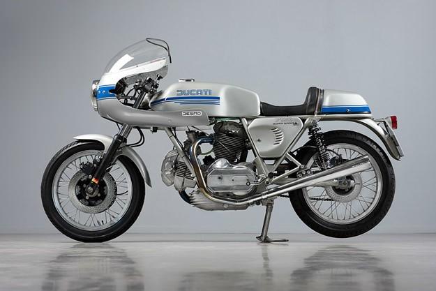 Ducati 750 Super Sport by Back To Classics