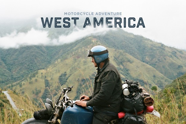 West America's adventure motorcycles