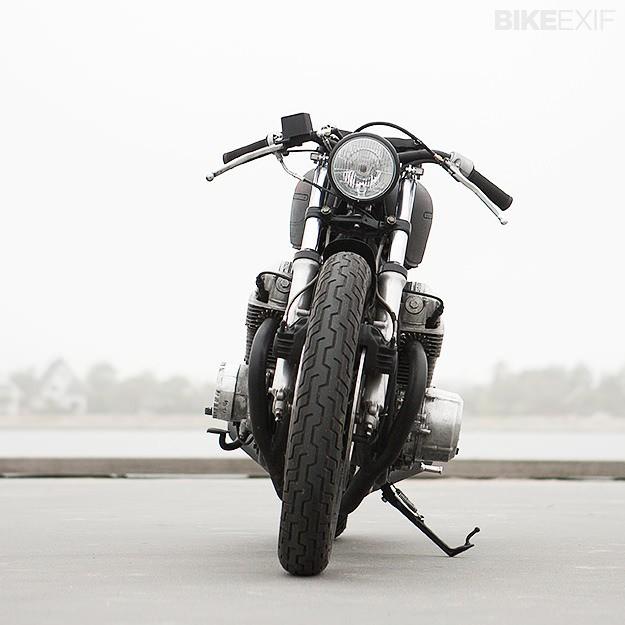 Honda CB750K7 by Wrenchmonkees