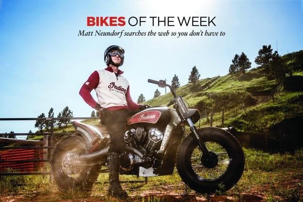Custom Bikes of the Week: 11 October, 2015