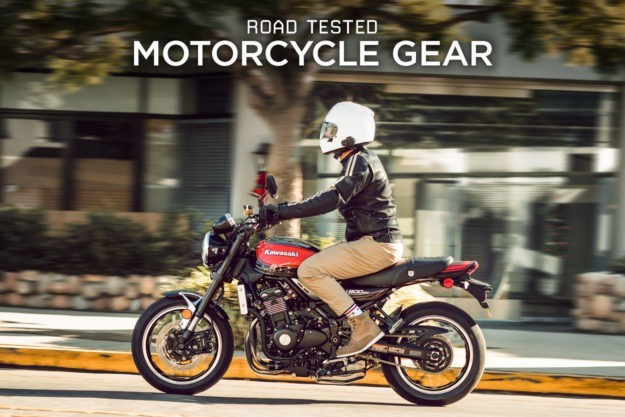 Road tested: Gear from Arai, Alpinestars and REV'IT!