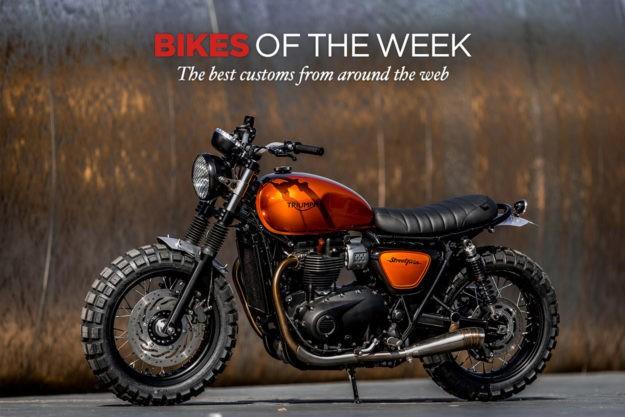 Custom Bikes Of The Week: 15 May, 2016
