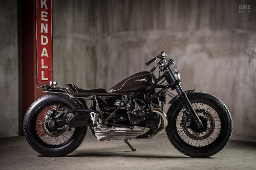 Bull Face: An R nineT Pure from Heiwa Motorcycle in Japan