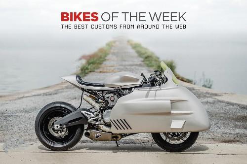 Custom Bikes Of The Week: 29 September, 2019 | Bike EXIF