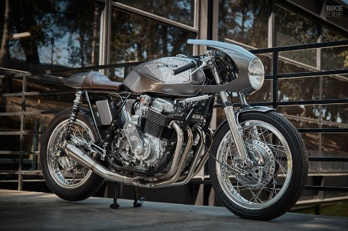 The Misfit: When building a CB750 becomes therapy | Bike EXIF