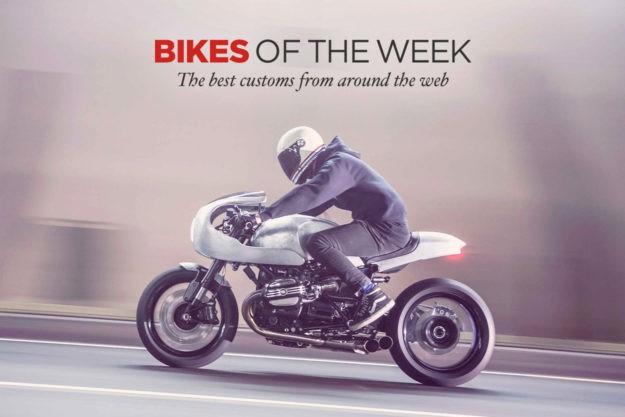Custom Bikes Of The Week: 14 August, 2016