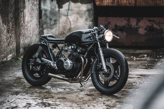 Double Trouble: Two new CB750 builds From Hookie Co.