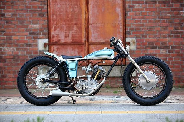 Heiwa Motorcycle of Japan