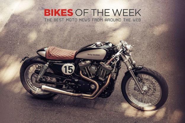 Custom Bikes Of The Week: 3 February, 2019