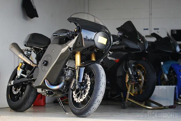 Ducati Sport1000s custom