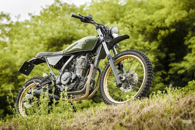 Dirt on the Cheap: A Low Budget, High Fun Dominator 650