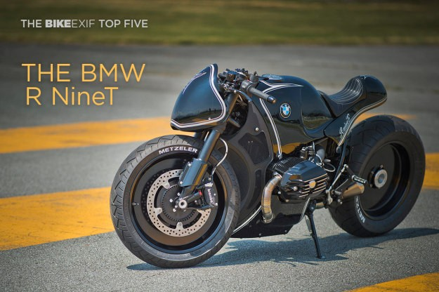 Top 5: The world's best custom BMW R nineTs