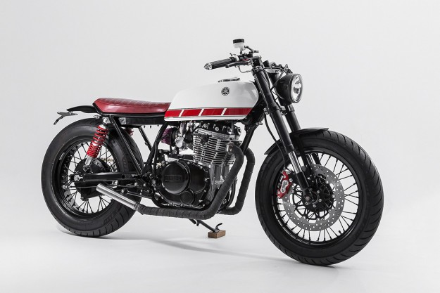 Pocket Rocket: This XS 400 Proves That Small Is Beautiful