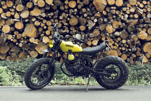 Le French Atelier's Yamaha TW200