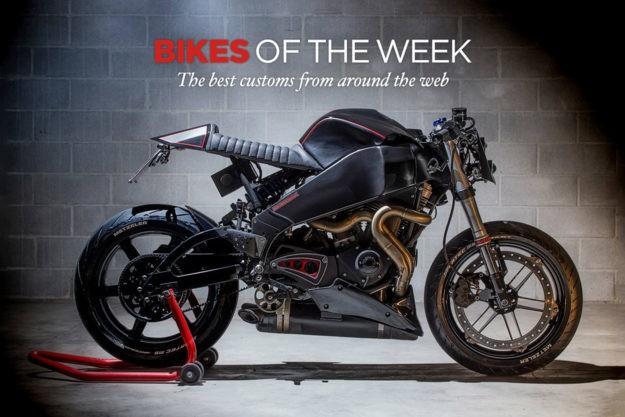 Custom Bikes Of The Week: 22 May, 2016