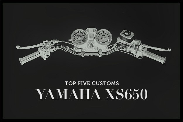 Top 5 Yamaha XS650 customs