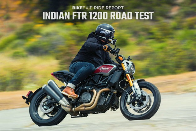 Review: Riding the new Indian FTR 1200