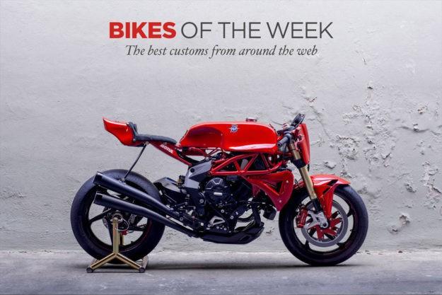 Custom Bikes Of The Week: 4 September, 2016