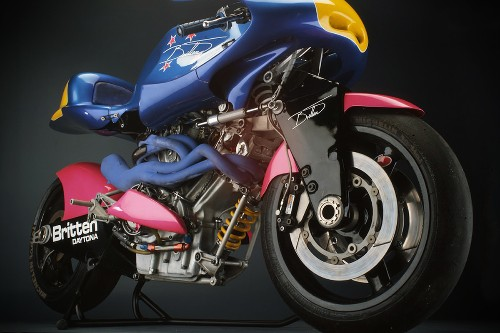 """Britten: The """"greatest motorcycle ever built""""?"""