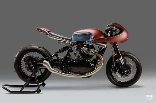 The 30: A caffeinated Continental GT 650 from Java | Bike EXIF