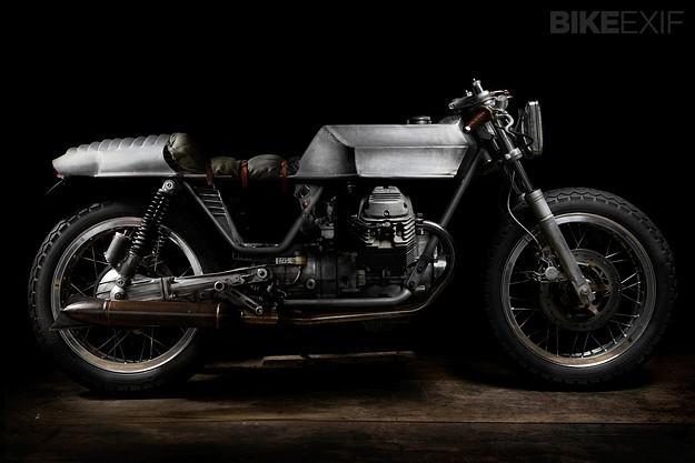 Moto Guzzi V65 by El Solitario
