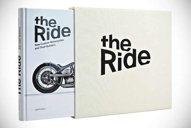 The Ride: A custom motorcycle book