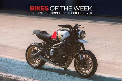 Custom Bikes Of The Week: 13 October, 2019   Bike EXIF