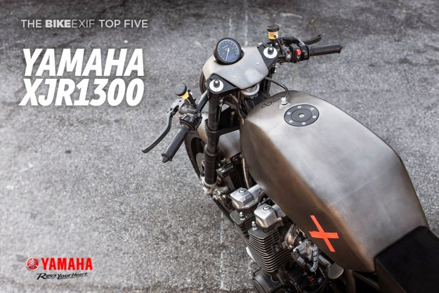 Top 5 Yamaha XJR1300 Customs