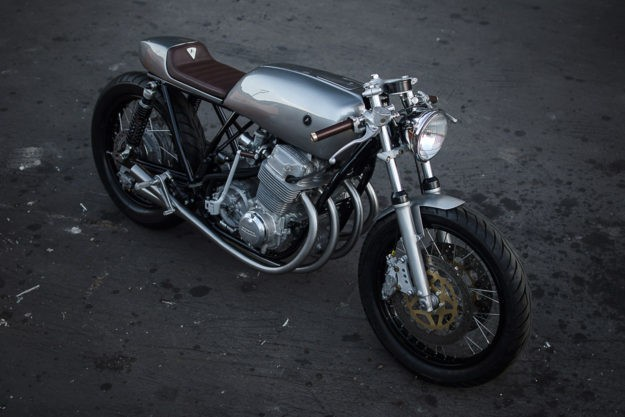 Reinventing The Classic: Auto Fabrica's Honda CB750
