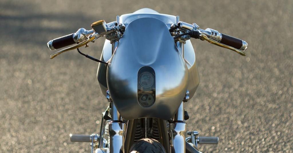 Master of Metal: Jay Donovan's amazing XS650