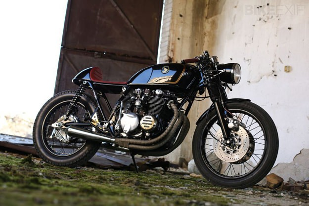 Honda CB550 by Eastern Spirit