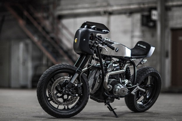 BMW R65 by Ed Turner