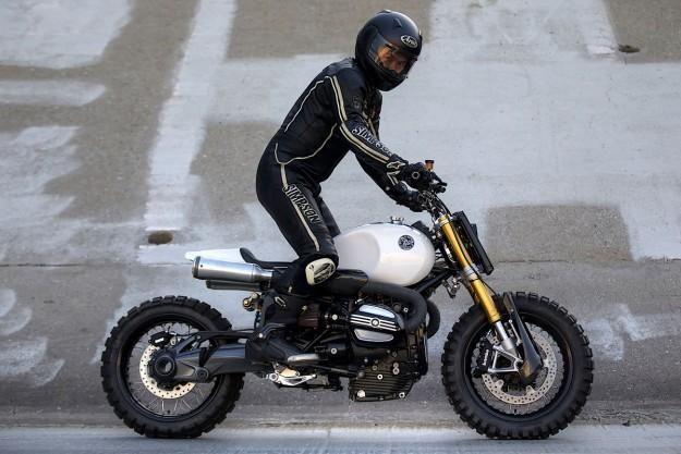 All killer, no filler: BMW R nineT by JSK